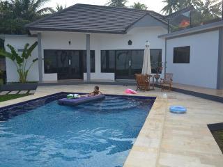 Luxury Beach front Villa  & private pool