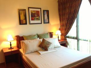 Modern Oriental 2 Bedroom Suite in Eastwood City, Quezon City