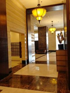 Hallway to the Main Lobby