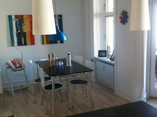 Lovely large Copenhagen apartment near Triangle Square