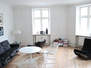 Lovely and large Copenhagen apartment at Vesterbro, Copenhague