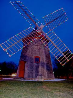 Eastham's windmill