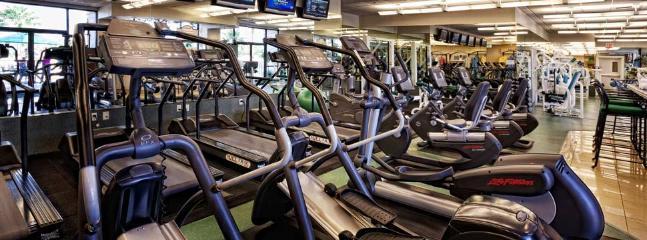 Fitness Center in Serenity Spa