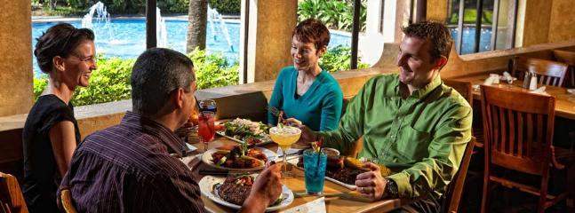 Award-winning dining at Smokehouse Grill