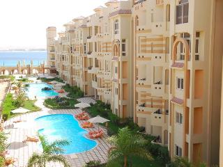 Beachside luxury at El Andalous, Sahl Hasheesh, Hurghada