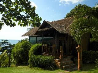 The Glass Cottage@ A's Beach Place  unique luxury, Ko Phangan