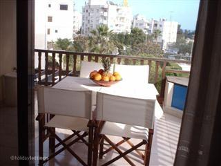 Holiday apartment 3bdr., Limassol