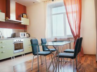 Charming 1 bedroom apartment in historical center, Níjni Novgorod