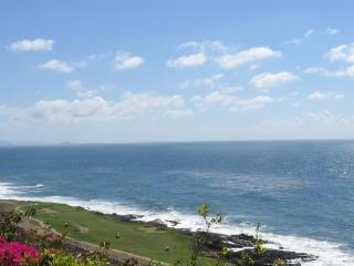 View of Golf Course along the Pacific Ocean
