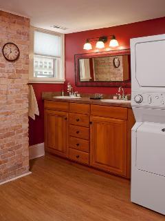 Casa Suite laundry