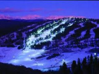 Night Skiing and Ski Granby Ranch