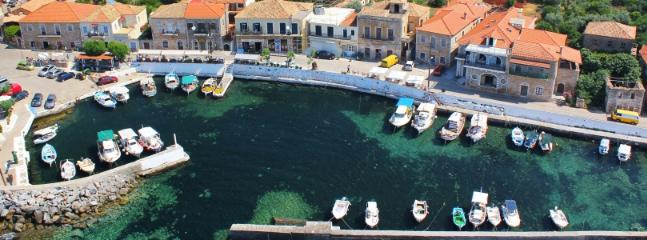 Agios Nikolaos Village (only 1.8 km from our villa)