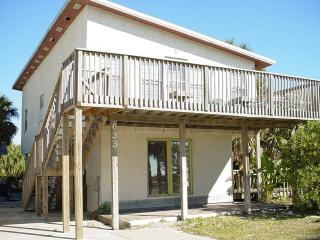 Wayward Winds Unit 1 - 2nd Floor Unit with 180 Degree Water View (Front, Left & Right), St. George Island