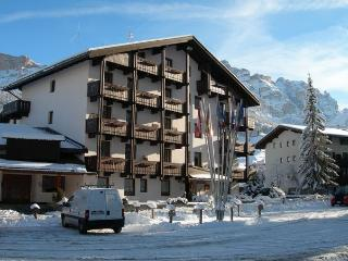 Sunny equipped suite in the heart of Dolomites !