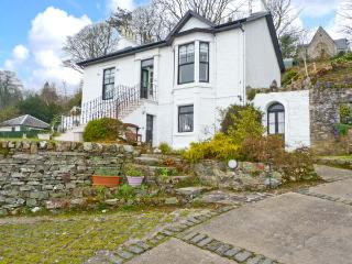 CLYDE COTTAGE, all ground floor, off road parking, decked garden, in Dunoon, Ref 22215