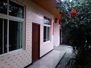 Chengdu country home(MT.Qingcheng view)