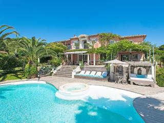 Luxurious villa sea view swimming pool near beach, Ramatuelle