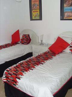 Bedroom 3 twin ( movie theme room)