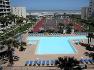 Captivating View from 11th Floor Saida Towers, South Padre Island