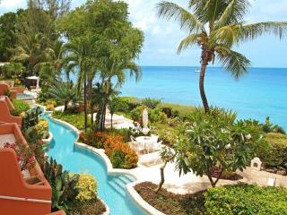 Villas on the Beach #205 at St. James, Barbados - Beachfront, Pool, Easy Walking Distance To Shoppin, Saint James Parish