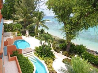 Villas on the Beach #303 at St. James, Barbados - Beachfront, Communal Pool, Easy Walking Distance To Shopping, Bars And Bistros_old_old, Saint James Parish