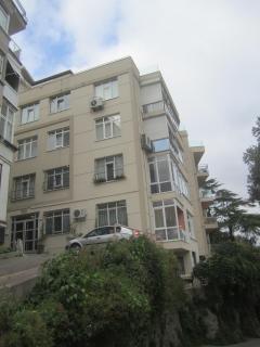 Exterior of building