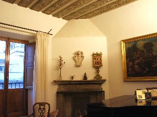 Near the Roman Forum, a Gracious Renaissance Apartment is the Perfect Family Oasis in Rome