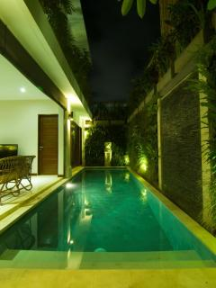 3mts x 9mtrs Private Pool