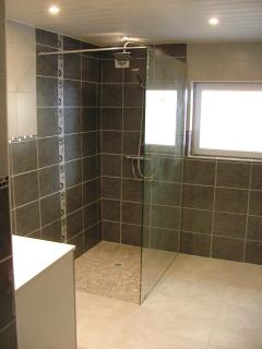 New Italian shower/wetroom