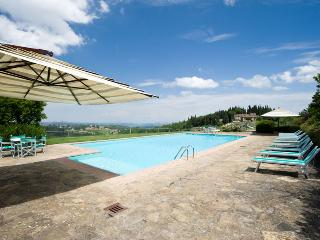 1 bedroom Apartment in San Donato in Collina, Tuscany, Italy : ref 5455286