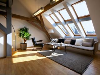 Wenceslas Loft Apartment