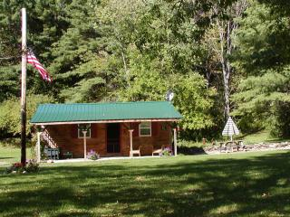 GUEST COTTAGE/TENT @ DONAMEER FARM/BEST DOG VACAY!, Hammondsport