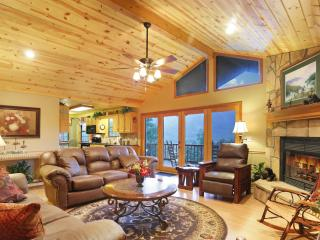 Vaulted Ceilings - Great Room!