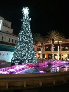 City Place in X-mas