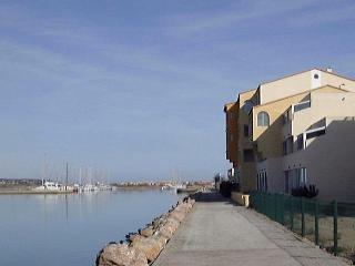 Vue de la Mer, Port Leucate