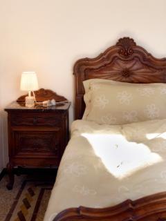 Tenuta Morgnano: Blue room