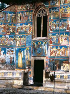 Monastère de Voronet