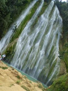 The magnificent Waterfalls of Salto El Limon