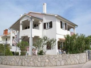 10081-Apartment Krk, Baska