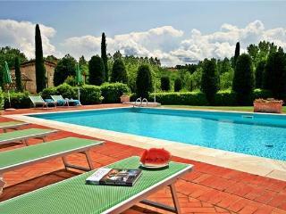 6 bedroom Villa in San Gimignano, Tuscany, Italy : ref 2069049, Montecchio