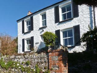 GORWELL HOUSE, detached, woodburner, off road parking, garden, in Combe Martin
