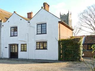 CHURCH COTTAGE, family-friendly, woodburning stove, peaceful location in