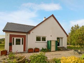 ARDNISH, dog-friendly cottage, rural setting, woodburner, garden Ref 24401