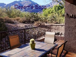 1st Floor  3 Bedroom 2 Bath with Extended Patio and Great Mountain Views, Tucson