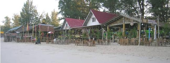 Bang Tao Beach Restaurants