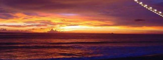 Bang Tao Beach Sun Set