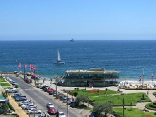Holidays USD $120 p/night Viña  Stunning Sea Views, Viña del Mar