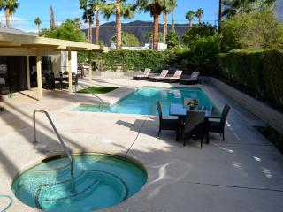 Large Backyard with Pool, Spa, Covered and Sun-Drenched Dining and Amazing Mountain Views