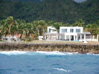 Private Beach-4 Master Bedrooms-Ocean Front Villa, Las Galeras