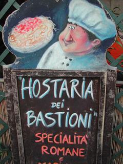 our restaurant near vatican museum
